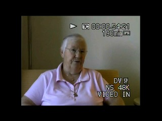 Go to Fidler, Merrie (Interview outline and video), 2016 item page