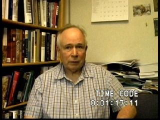 Go to Jouppi, James (Interview outline and video), 2013 item page