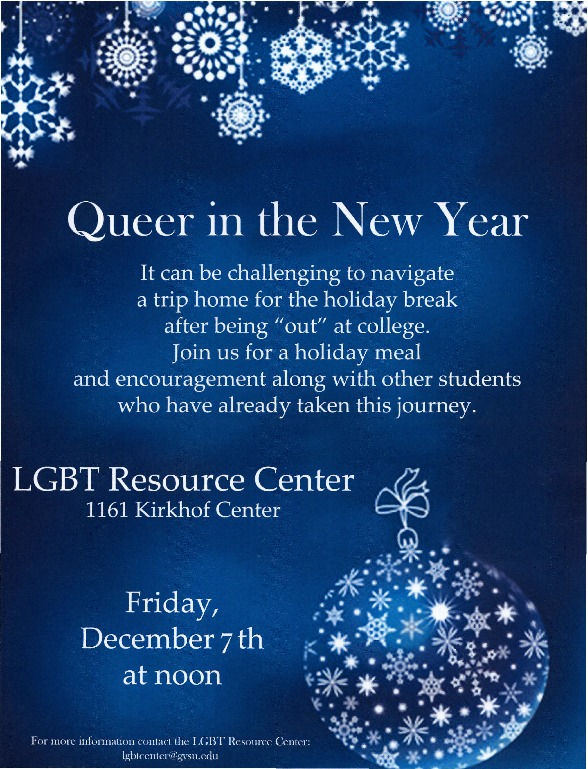 Queer in the New Year