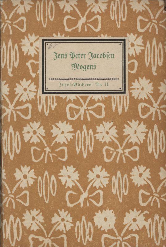 Go to Mogens: eine Novelle item page