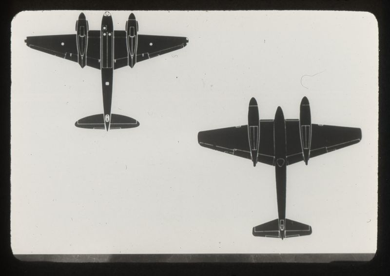 Go to Mosquito-Hornet, British combat aircraft item page