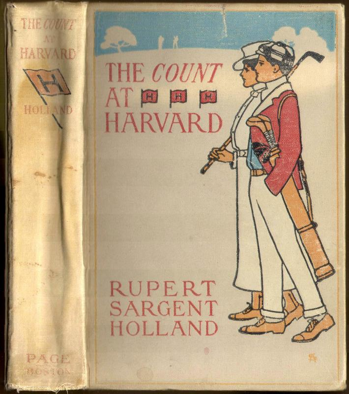 Go to The Count at Harvard item page