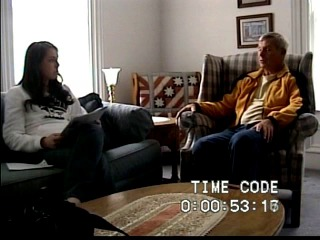Go to Morren, Wyatt (Interview outline and video), 2008 item page