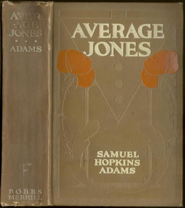 Go to Average Jones item page