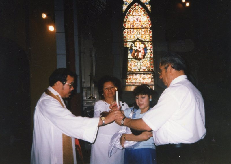 Go to Baptism, 1988 item page