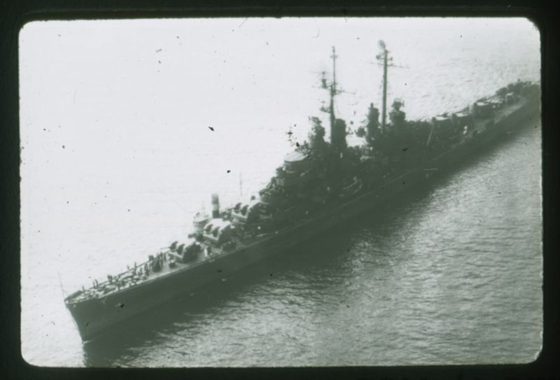 Go to USS Juneau, anti-aircraft light cruiser item page