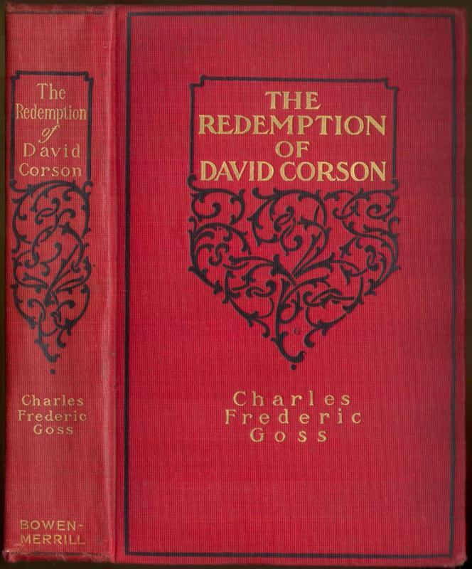Go to The Redemption of David Corson item page