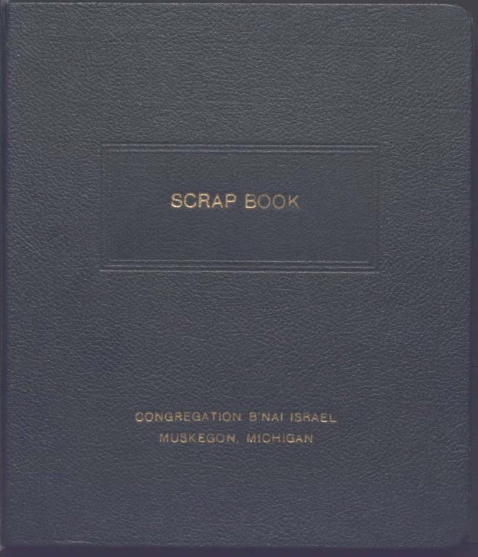 Go to Congregation Scrap Book item page