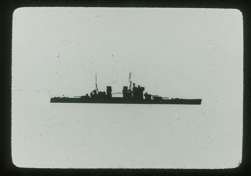 Go to King George V British battleship item page