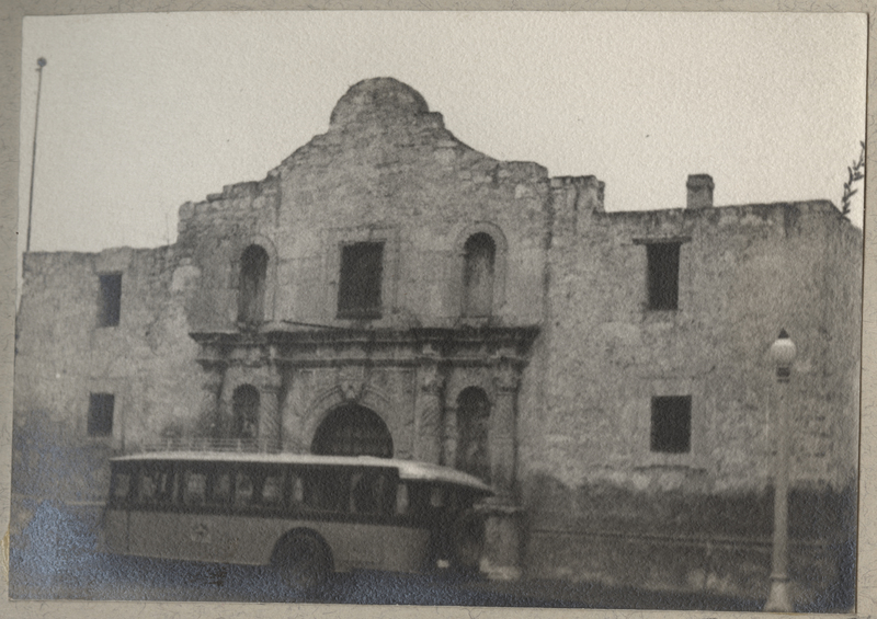Go to Texas. The Alamo in San Antonio item page