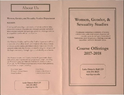 Go to Women, Gender, and Sexuality Studies Course Offerings 2017-2018 item page