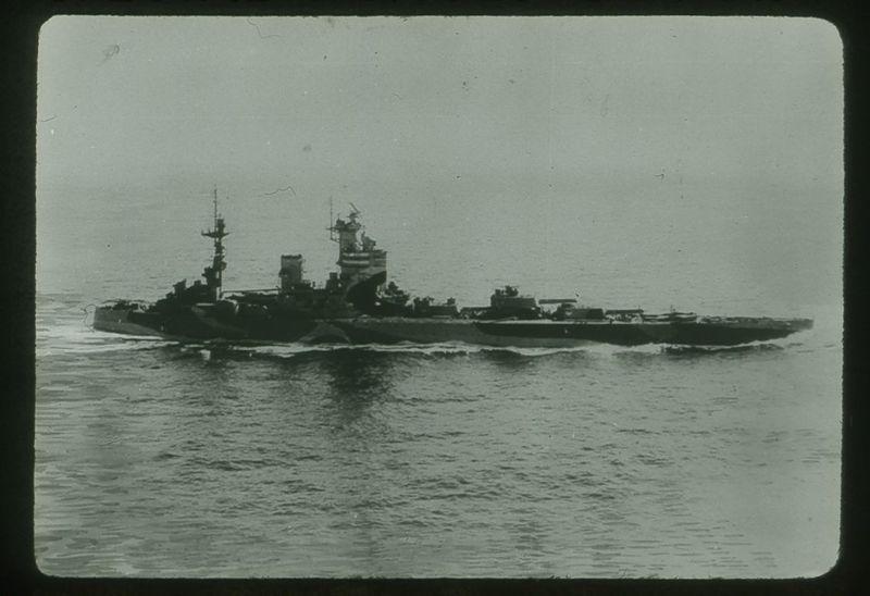Go to Nelson British battleship item page