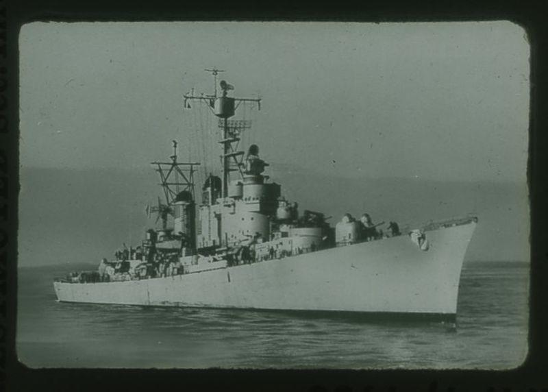Go to US DL (destroyer leader) Mitscher class item page
