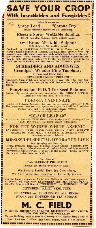 """Go to """"Save Your Crop With Insecticides and Fungicides!"""" item page"""