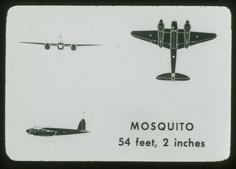 Go to Mosquito fighter item page
