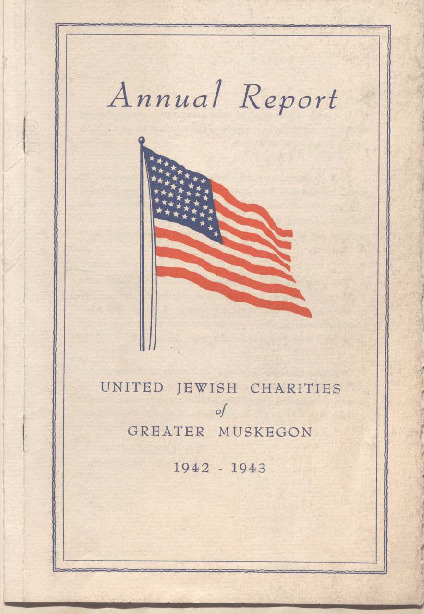 Go to Annual Report, 1942-1943 item page