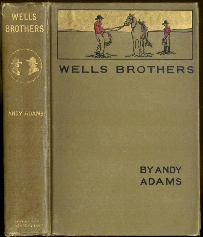 Go to Wells Brothers: The Young Cattle Kings item page