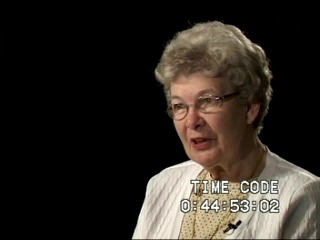 Go to Youngen, Lois (Interview transcript and video), 2010 item page