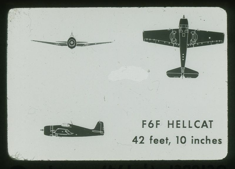 Go to F6F Hellcat fighter item page