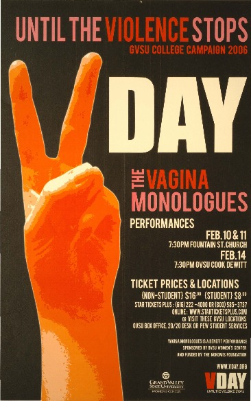Go to The Vagina Monologues  item page