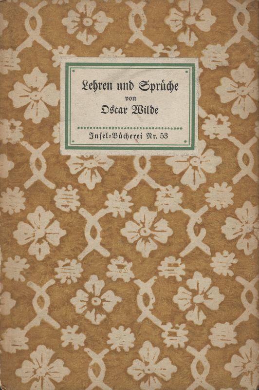 Go to Lehren und Sprüche item page