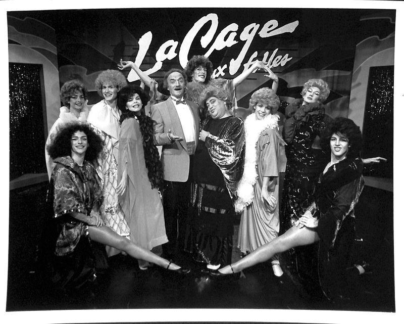 Go to La Cage item page