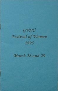 Go to GVSU Festival of Women item page