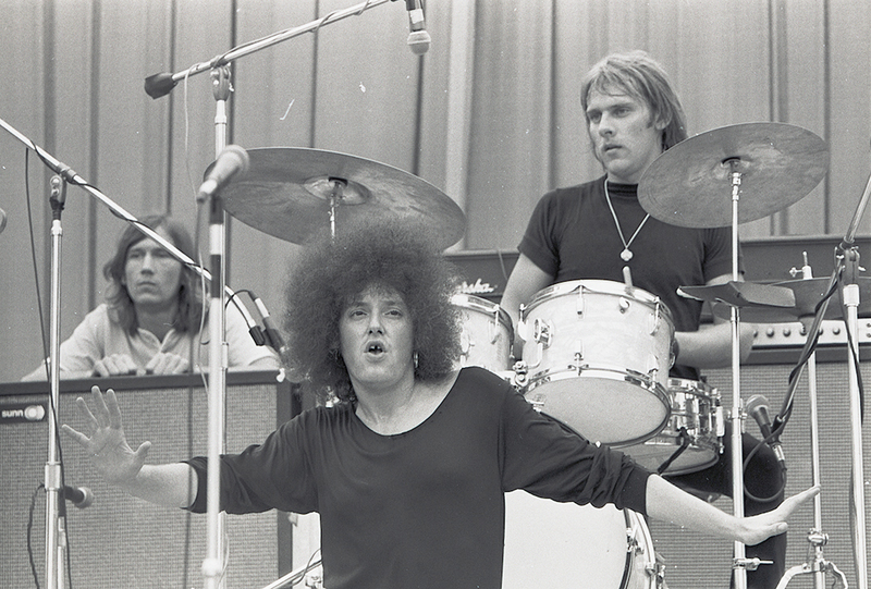 Go to Rob Tyner and Dennis Thompson of MC5 item page