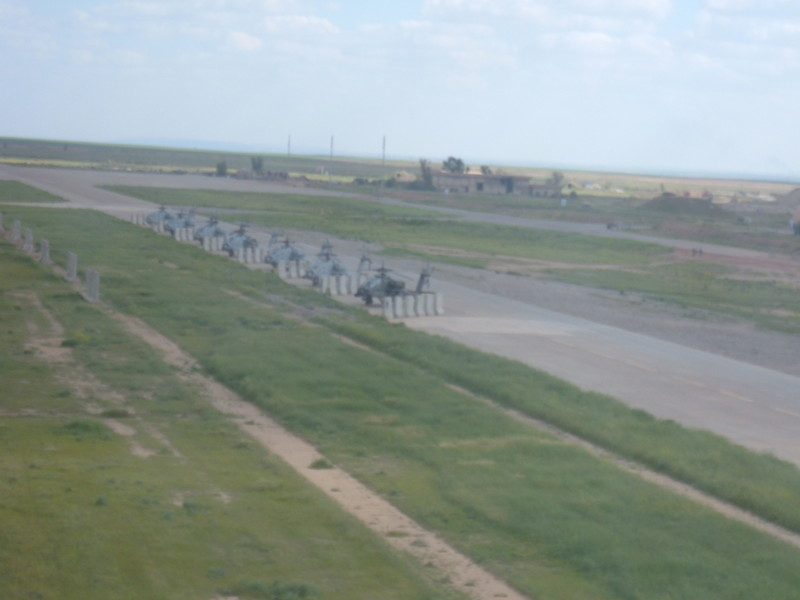 Go to AH-64 Apache ready-line at FOB Q-West item page
