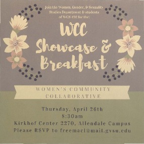 Go to Women's Community Collaborative Showcase & Breakfast  item page