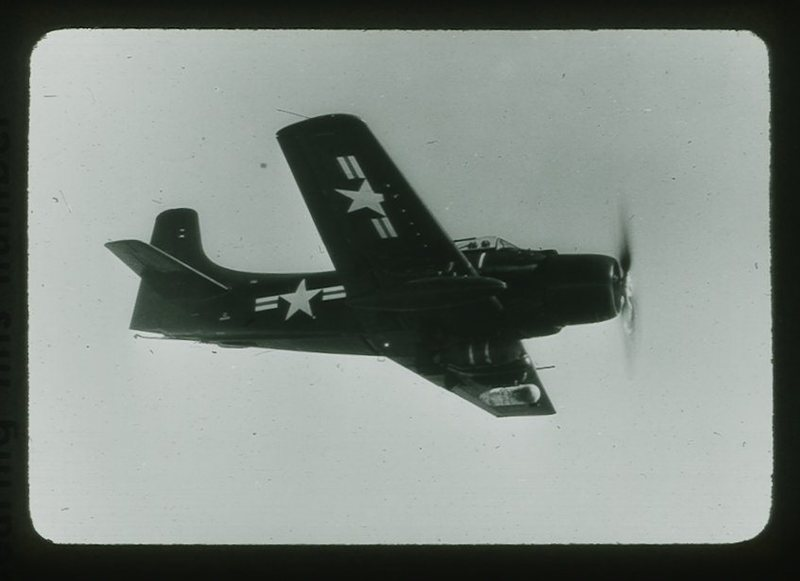 Go to AD-2 Skyraider attack item page