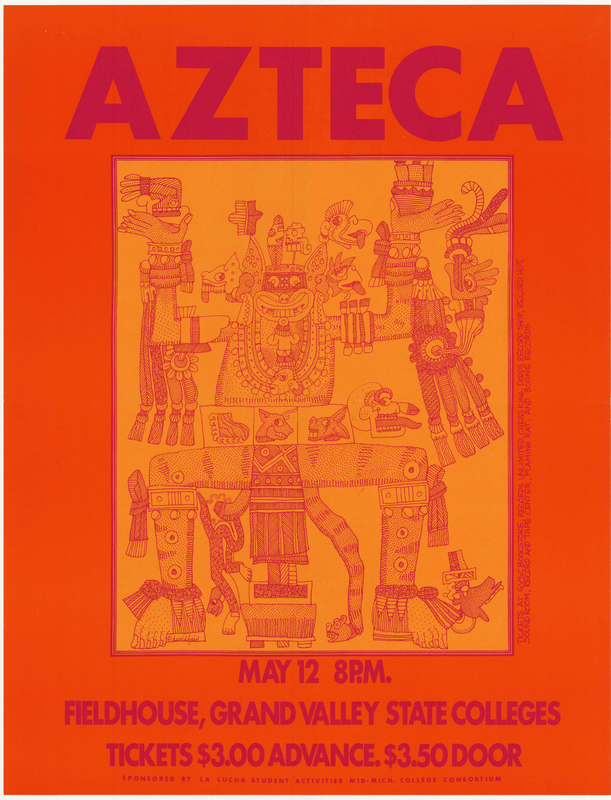 Go to Azteca, May 12, 1973 item page