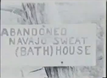 Go to New Mexico. Navajo Sweathouse, 1932 item page