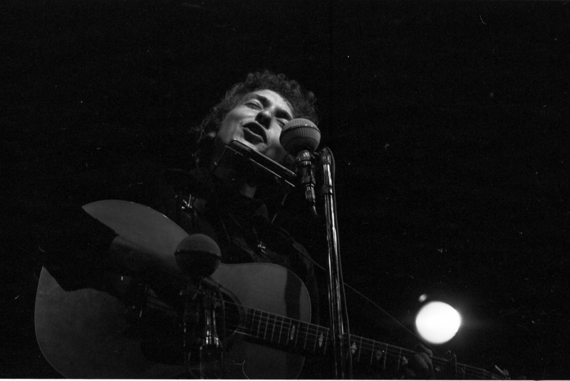 Go to Bob Dylan performing at Newport Folk Festival item page