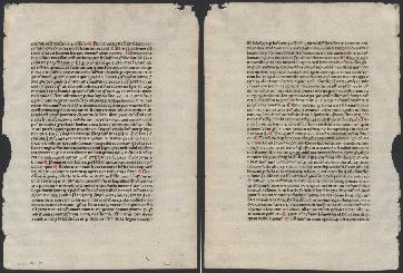 Go to Sermones dominicales super epistolas Pauli [folium 17] item page