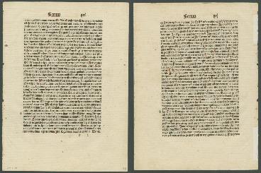Go to Postilla super evangelia dominicalia per circlum anni cum quadragesimali [folium 96] item page