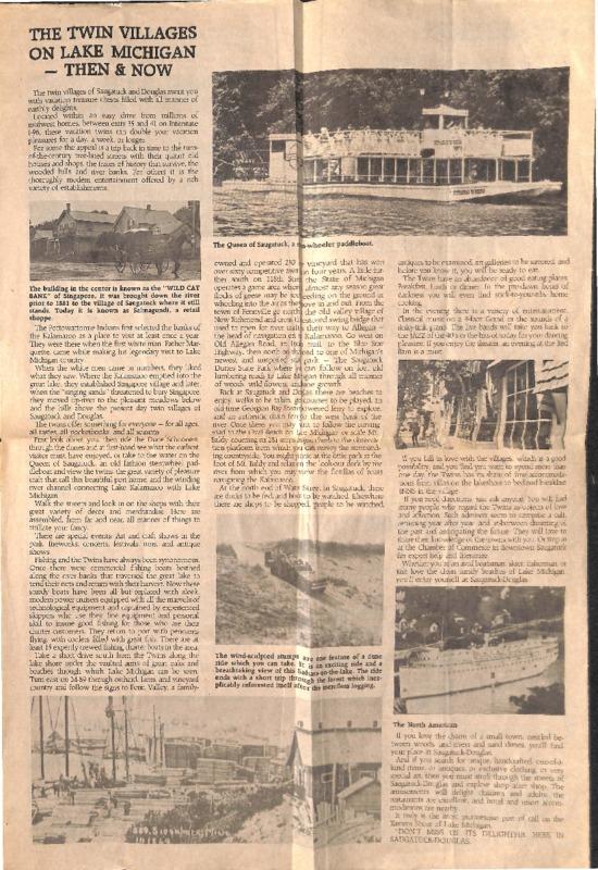 Go to Galley Gazette newspaper item page