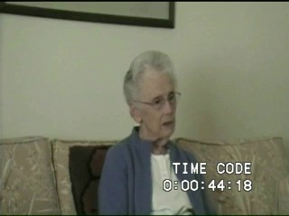 Go to Zietlow, Myrtle (Interview outline and video), 2009 item page