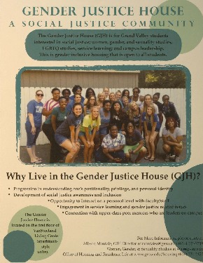 Go to Gender Justice House: A Social Justice Community item page