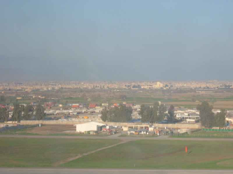 Go to City of Mosul and Mosul Air Base from the air item page