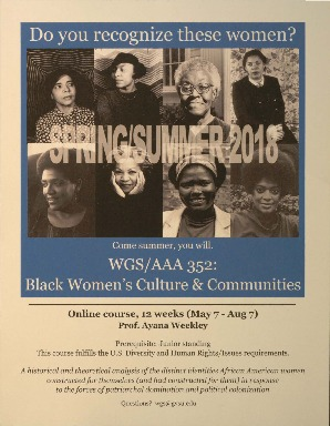 Go to Black Women's Culture & Communities item page