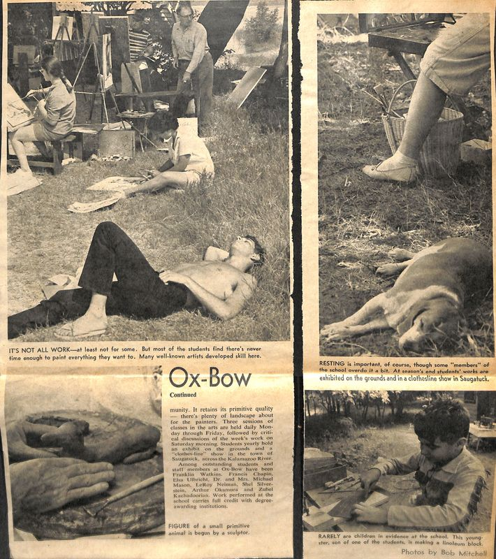 Go to Ox-Bow: A Midwest Summer Continued item page