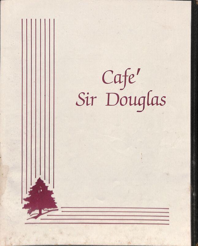 Go to Cafe' Sir Douglas item page