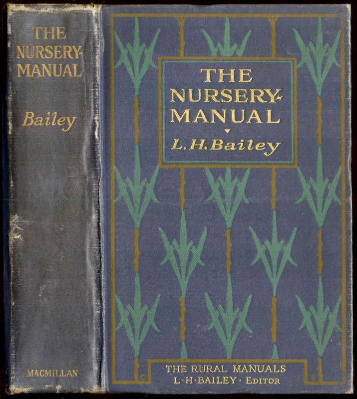 Go to The Nursery Manual item page