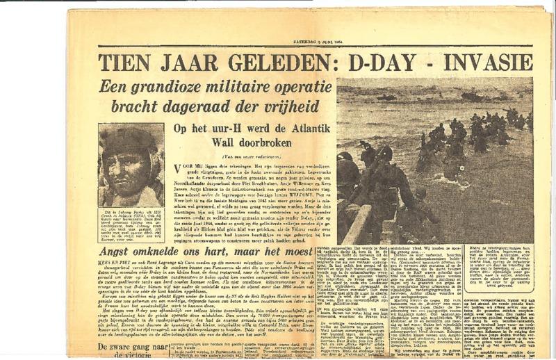Go to D-Day Tien Jaar Geleden item page