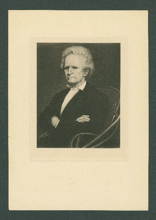 Go to Abraham Lincoln's second law partner Stephen T. Logan item page