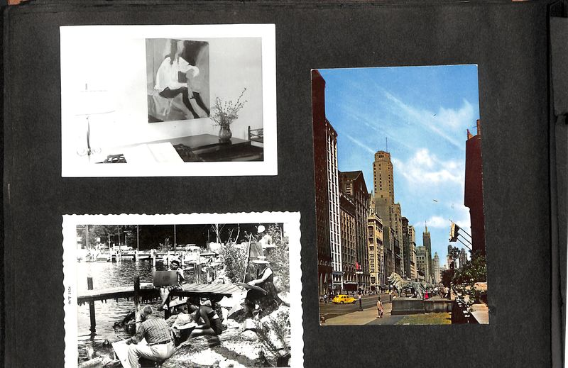 Go to Ox-Bow and Art Institute Photo Album Collage item page