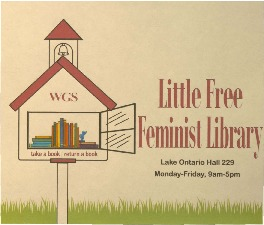 Go to Little Free Feminist Library item page