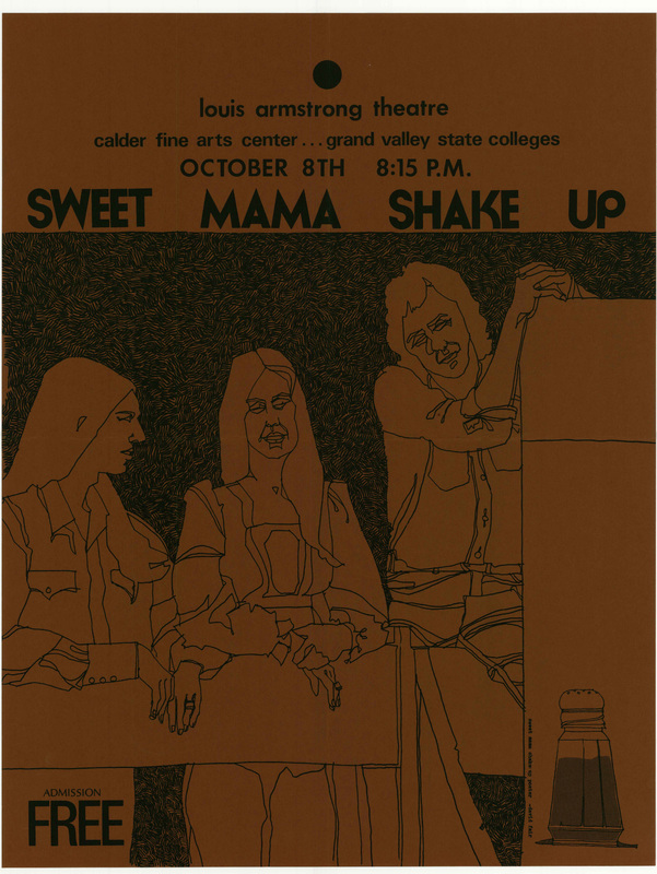 Go to Sweet Mama Shakeup, October 8, 1973 item page