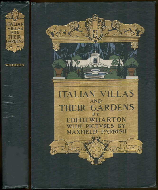 Go to Italian Villas and Their Gardens item page